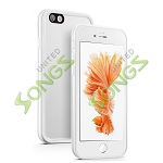 iPhone 6S Plus/6 Plus Waterproof Case White/White