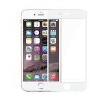 iPhone 6S/6 Full Size 3D Tempered Glass Screen Protector White