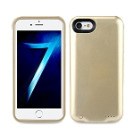 iPhone 8/7 Charging Case Gold