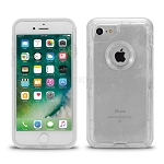 iPhone 8/7/6s/6 New Heavy Duty Defender Case Clear/Clear