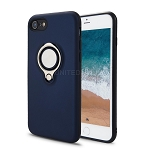 iPhone 8/7 New Hybrid Case With Ring Blue