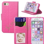 iPhone 8/7 Wallet Case Pink