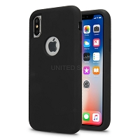 iPhone 11 Pro New Triple Layer Hybrid Protective Case Black/Black
