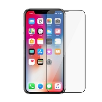 iPhone 11 Pro/XS/X Premium Full Size Tempered Glass Screen Protector Black