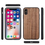 iPhone XS/X New Wood Style Case #10