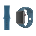 iWatch 42mm to 44mm Wrist Band Blue