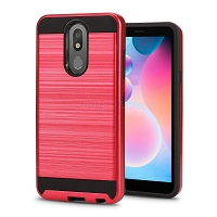 LG Tribute Royal/Aristo 4 Plus/K30 2019/Escape Plus/Arena 2 Hybrid Case Pink