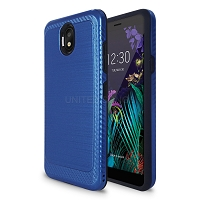 LG K30 2019/Escape Plus/Arena 2 Hybrid Case Blue
