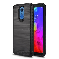 LG K30 2019/Escape Plus/Arena 2 Hybrid Case Black