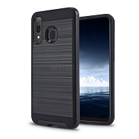 Samsung Galaxy A2 Core Hybrid Case Black