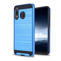 Samsung Galaxy A2 Core Hybrid Case Blue