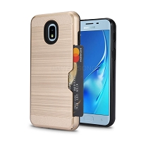 Samsung Galaxy A20/A30/A50 New VGG Hybrid Slim Protective Case Gold