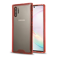 Samsung Galaxy Note 10 Plus New Tech Hybrid Case Red
