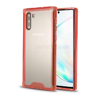 Samsung Galaxy Note 10 New Tech Hybrid Case Red