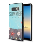 Samsung Galaxy Note 8 New Hybrid Design Case Summer/Blue