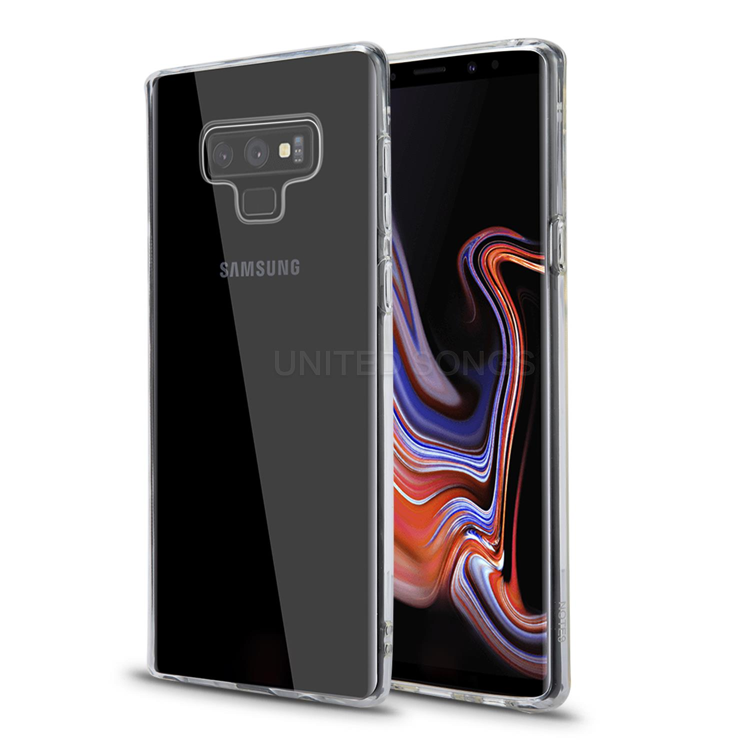 Samsung Galaxy Note 10 Plus High Gloss Clear Case
