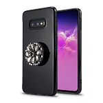 Samsung Galaxy S10e New Pop Holder Stylish Case Black