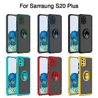 Samsung Galaxy S20 Plus New 7th Generation Hybrid Case WIth Ring