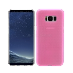 Samsung Galaxy S8 New Hybrid Slim Case Pink/Clear