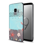 Samsung Galaxy S9 Plus New Hybrid Design Case Summer/Blue