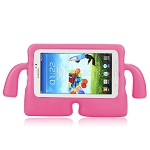 Samsung Galaxy Tab A 7.0 T280/3 Lite T110/T116/T230/T210 New Protective Case With Handle & Stand New Protective Case With Handle Pink
