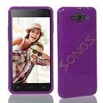 SKY Devices 4.5D TPU(Gel) Case Purple
