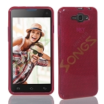 SKY Devices 4.5D TPU(Gel) Case Red