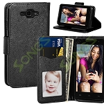 SKY Devices 4.5D Wallet Case Black