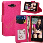 SKY Devices 4.5D Wallet Case Pink