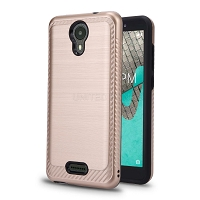 Wiko Ride(Boost Mobile) Hybrid Case Gold