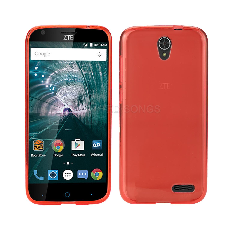 N9519 3 Warp Z959 Red Case 7 Tpu X grand Zte gel