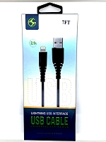 iPhone Enhanced Lightning Cable 7 Feet Black