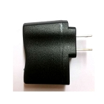 USB Travel/Home Charger Adapter for Android Phone Only Black