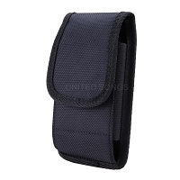 New Vertical Style Pouch with Credit Card Holder for Phone With Slim Case Up  to 5.3 inch