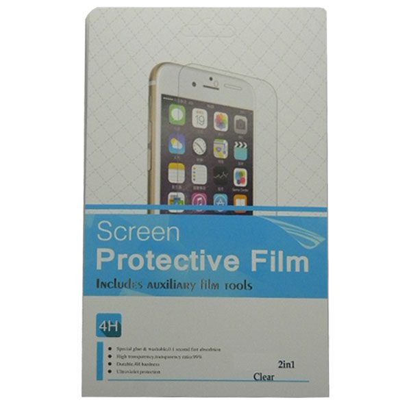iPhone 6 Plus 2in1 Screen Protector (Clear)