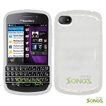 BlackBerry Q10 TPU/Gel Case Clear