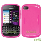 BlackBerry Q10 TPU/Gel Case Pink