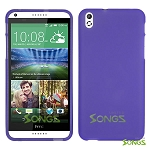 HTC DESIRE 816 710c TPU(Gel) Case Purple