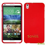 HTC DESIRE 816 710c TPU(Gel) Case Red