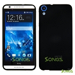 HTC DESIRE 820 TPU(Gel) Case Black
