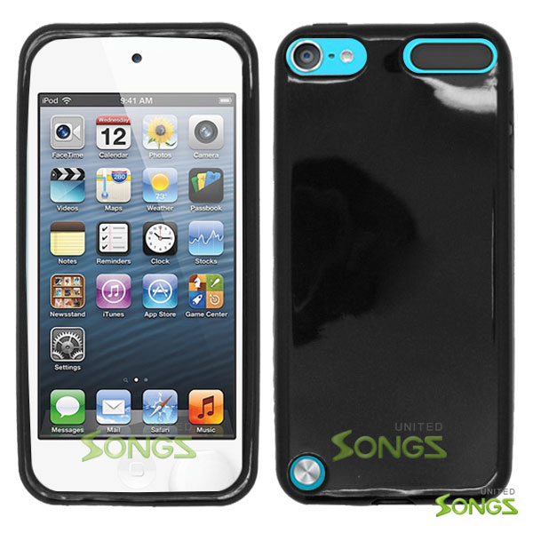 iTouch 5/6 TPU(Gel) Case Black