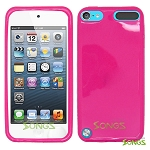 iTouch 5 TPU/Gel Case Pink