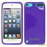 iTouch 5/6 TPU(Gel) Case Purple
