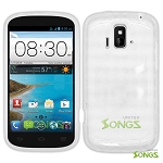 ZTE Z740G Sonata 4G  TPU(Gel) Case Clear
