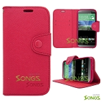 HTC ONE M8 Wallet Case Case Pink