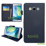 Samsung Galaxy E7 Wallet Blue
