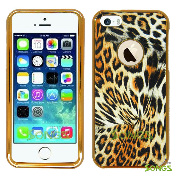 iPhone 5 Cheetah Design Case #8