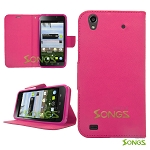 ZTE Quartz Z797C Wallet Case Pink