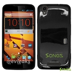 ZTE Boost Max N9520  TPU(Gel) Case Black