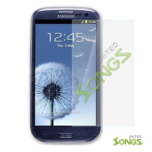 Samsung S3 Premium Tempered Glass Screen Protector